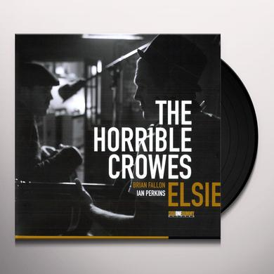 The Horrible Crowes ELSIE Vinyl Record - Digital Download Included