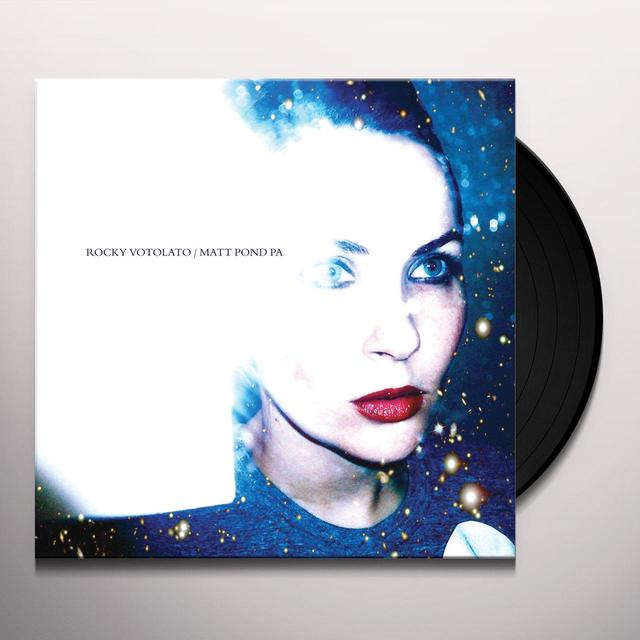 Rocky / Matt Pond Pa Votolato OM MA B/W PETIT OISEAUX Vinyl Record