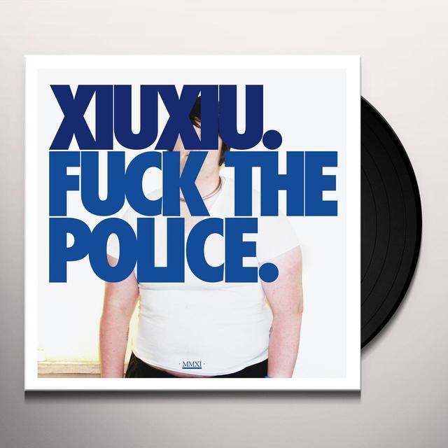 Xiu Xiu DAPHNY Vinyl Record
