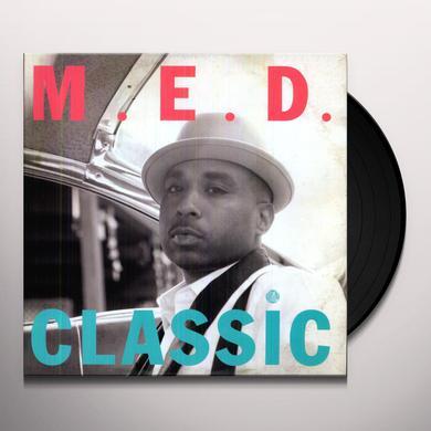 Med CLASSIC Vinyl Record