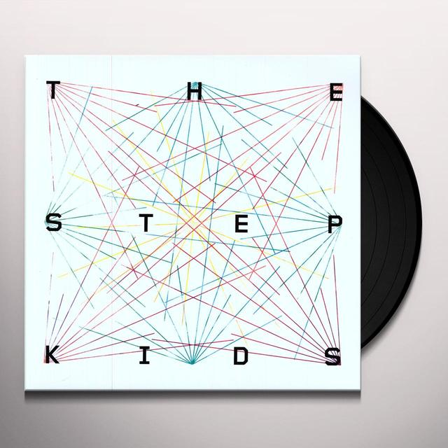 STEPKIDS Vinyl Record - Digital Download Included