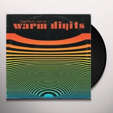 KEEP WARM WITH THE WARM DIGITS Vinyl Record
