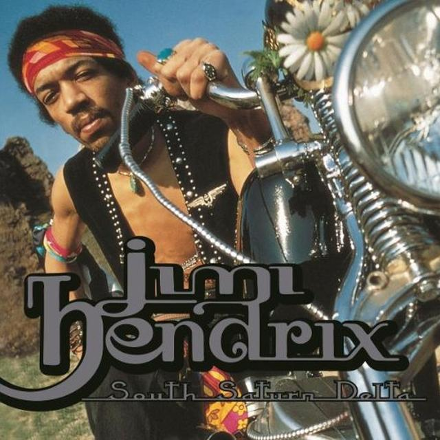 Jimi Hendrix SOUTH SATURN DELTA Vinyl Record - 180 Gram Pressing
