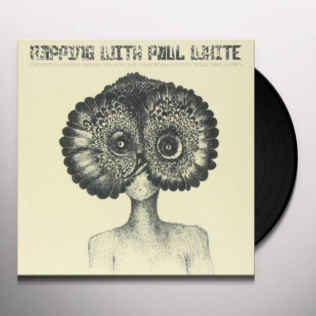 RAPPING WITH PAUL WHITE Vinyl Record