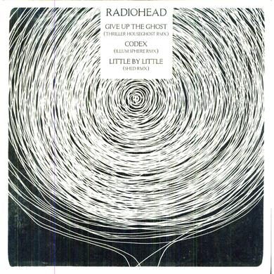 RADIOHEAD REMIXES / GIVE UP THE GHOST / CODEX Vinyl Record