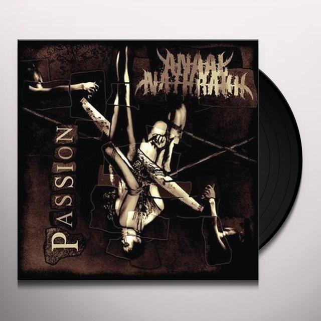 Anaal Nathrakh PASSION Vinyl Record