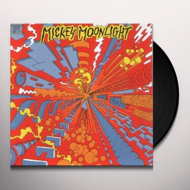 Mickey Moonlight LOVE PATTERN Vinyl Record