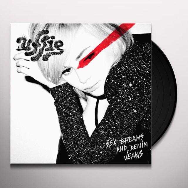 Uffie SEX DREAMS & DENIM JEANS Vinyl Record