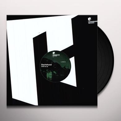 Dachshund SHALL WE (EP) Vinyl Record