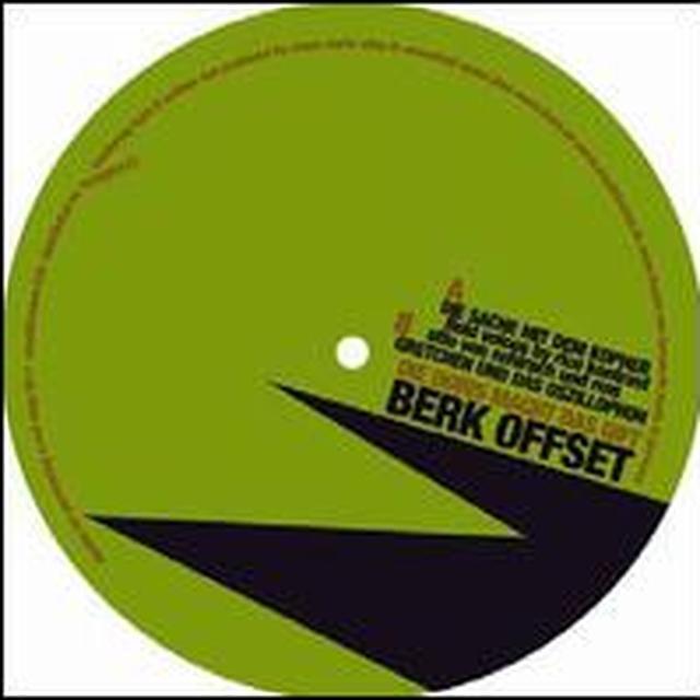 Berk Offset DIE DORIS MACHT DAS GIFT (EP) Vinyl Record