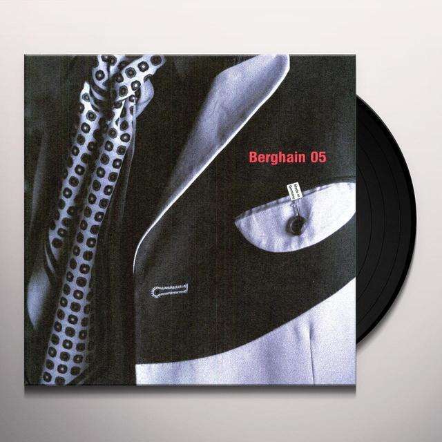 Peter / Reagenz / Vril Van Hoesen BERGHAIN 05 (EP) Vinyl Record