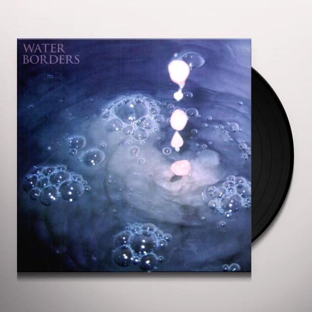 Water Borders HARBORED MANTRAS Vinyl Record