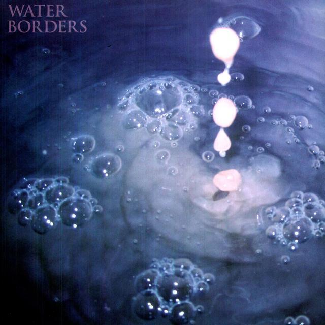 Water Borders HARBORED MANTRAS Vinyl Record