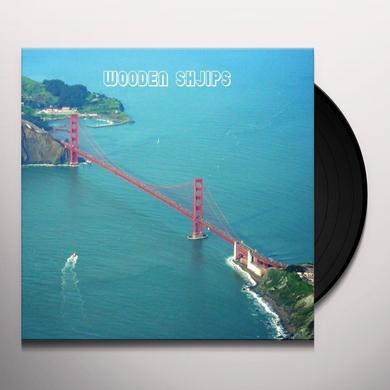 Wooden Shjips WEST Vinyl Record - Digital Download Included