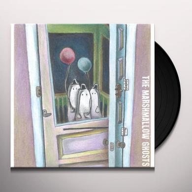 The Marshmallow Ghosts TRICK B/W TREAT Vinyl Record