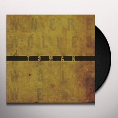 Toman WHERE WOLVES WEAR WOLF WEAR Vinyl Record