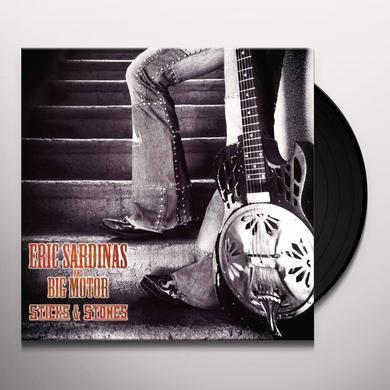 Eric Sardinas & Big Motor STICKS & STONES (Vinyl)