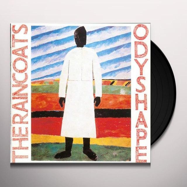 Raincoats ODYSHAPE (DIG) Vinyl Record