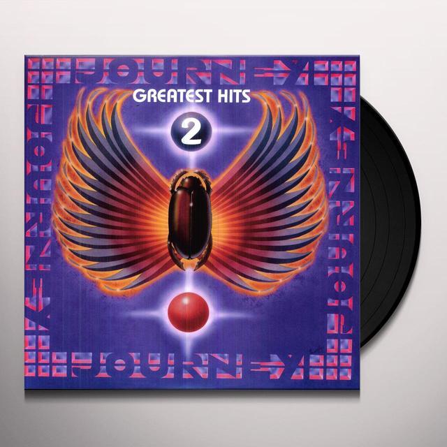 Journey GREATEST HITS 2 Vinyl Record - 180 Gram Pressing