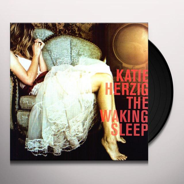 Katie Herzig WAKING SLEEP Vinyl Record