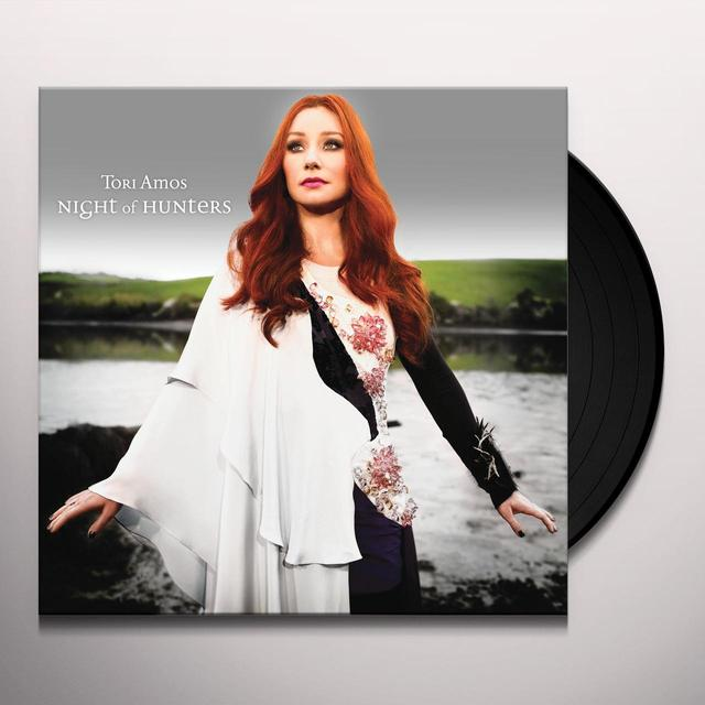 Tori Amos NIGHT OF HUNTERS Vinyl Record