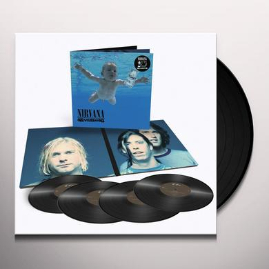 Nirvana NEVERMIND Vinyl Record - Deluxe Edition