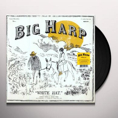 Big Harp WHITE HAT Vinyl Record