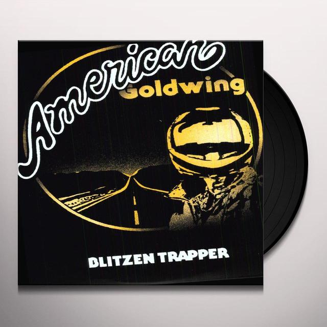 Blitzen Trapper AMERICAN GOLDWING Vinyl Record