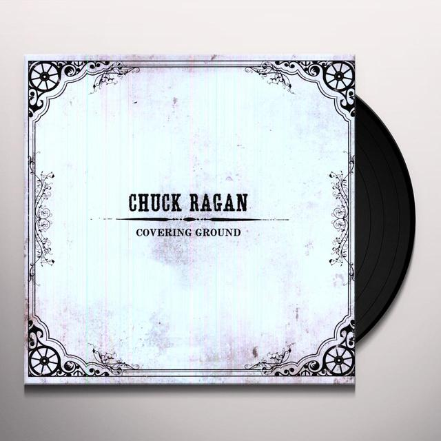 Chuck Ragan COVERING GROUND Vinyl Record