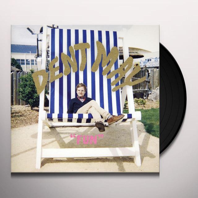 Dent May FUN / WEDDING DAY Vinyl Record