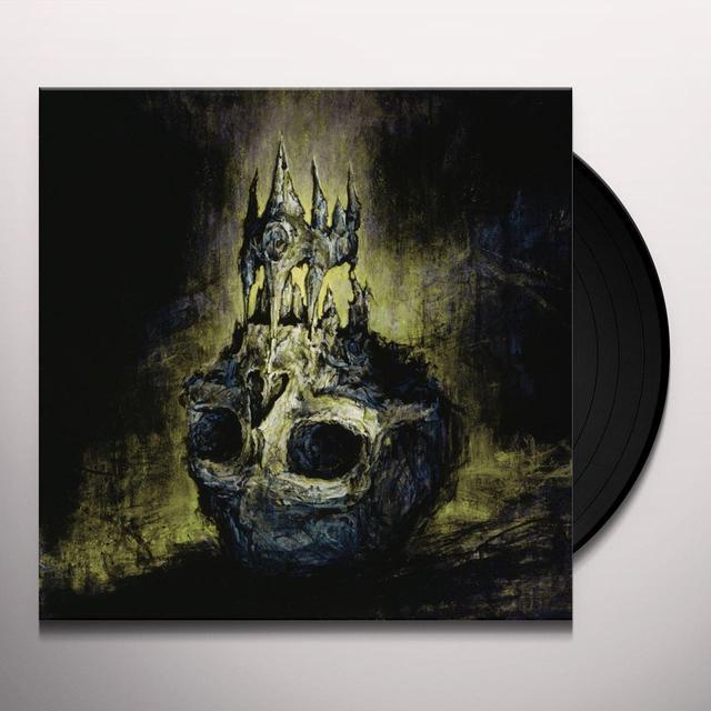 The Devil Wears Prada DEAD THRONE Vinyl Record