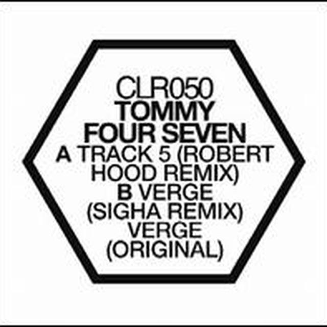 Tommy Four Seven TRACK 5 / VERGE (EP) Vinyl Record