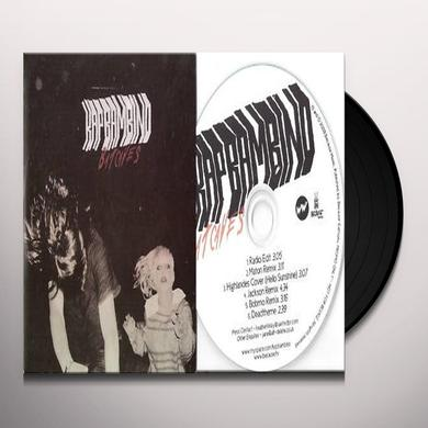 Kap Bambino BATCAVES Vinyl Record