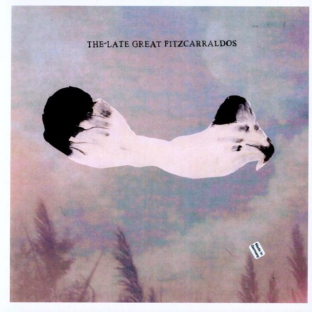Late Great Fitzcarraldos ALBUM Vinyl Record