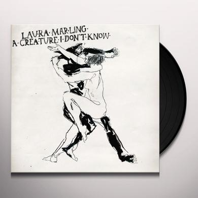 Laura Marling CREATURE I DON'T KNOW Vinyl Record
