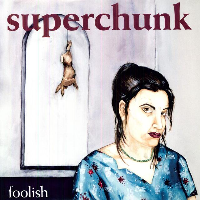 Superchunk FOOLISH Vinyl Record - Reissue