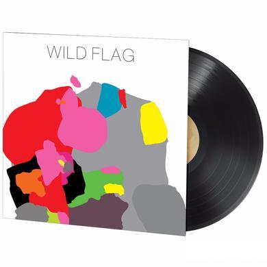 WILD FLAG Vinyl Record