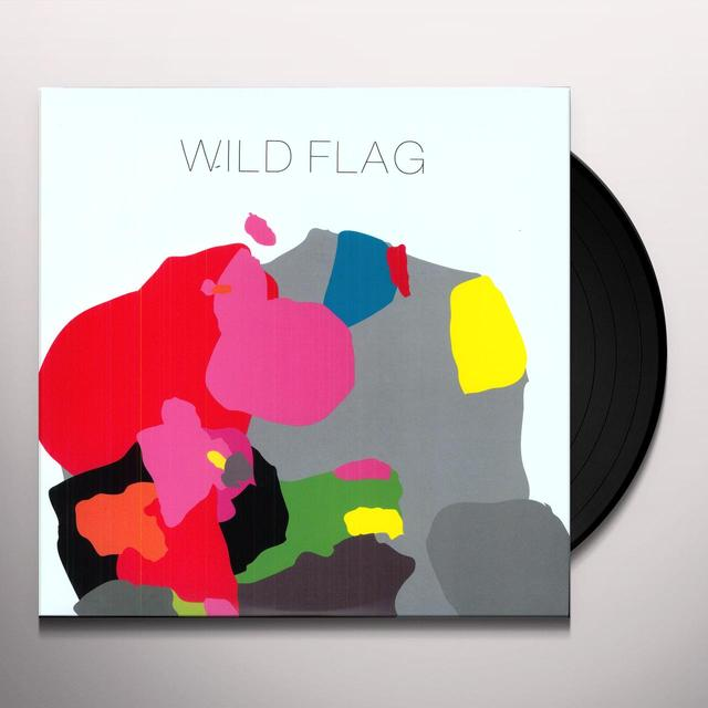 WILD FLAG Vinyl Record - Digital Download Included
