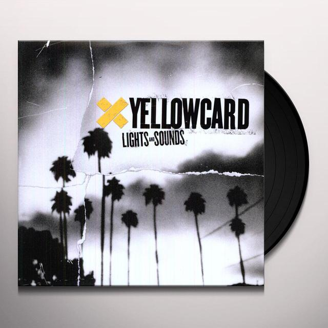 Yellowcard LIGHTS & SOUNDS Vinyl Record