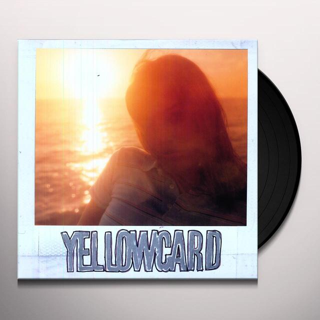 Yellowcard OCEAN AVENUE Vinyl Record