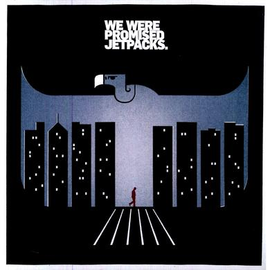 We Were Promised Jetpacks IN THE PIT OF THE STOMACH Vinyl Record