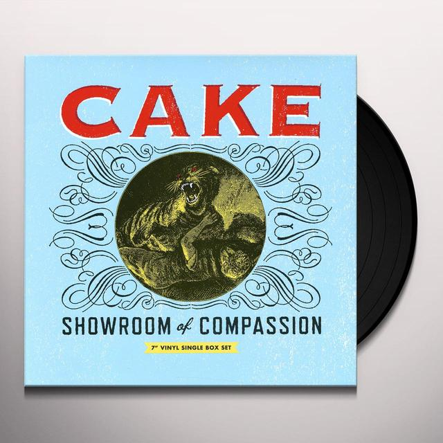 Cake SHOWROOM OF COMPASSION Vinyl Record