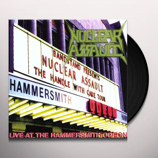 Nuclear Assault LIVE AT HAMMERSMITH Vinyl Record