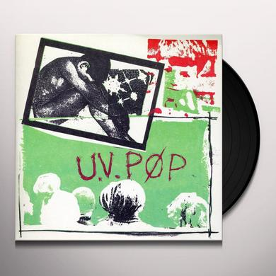 Uv Pop JUST A GAME / NO SONGS TOMORROW Vinyl Record