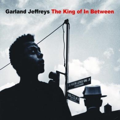 Garland Jeffreys KING OF IN BETWEEN Vinyl Record