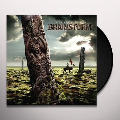 Brainstorm MEMORIAL ROOTS Vinyl Record