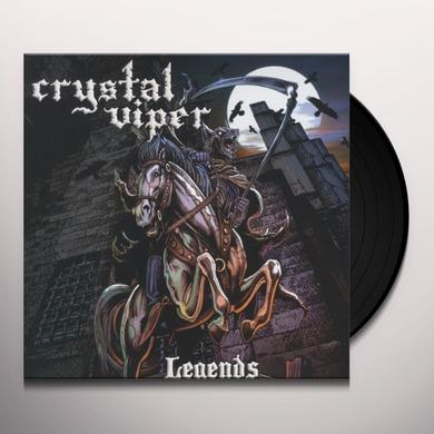 Crystal Viper LEGENDS Vinyl Record