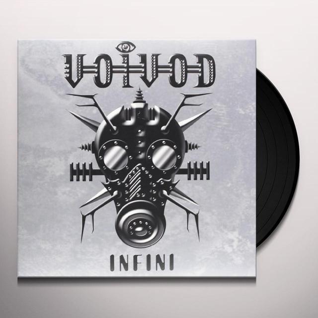 Voivod INFINI Vinyl Record - 180 Gram Pressing