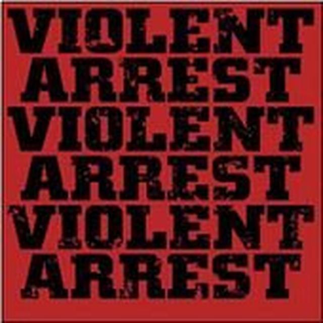 Violent Arrest MINUTE MANIFESTOS Vinyl Record