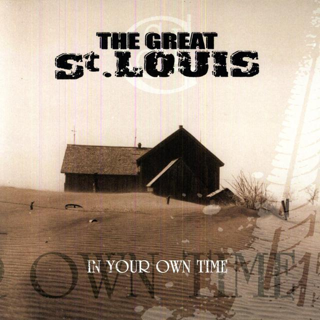 Great St Louis IN YOUR OWN TIME Vinyl Record